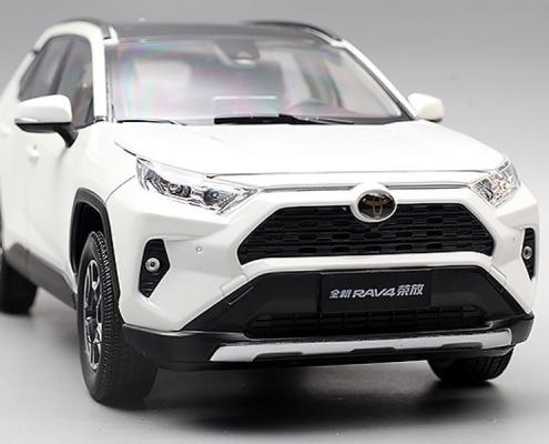 Toyota car model