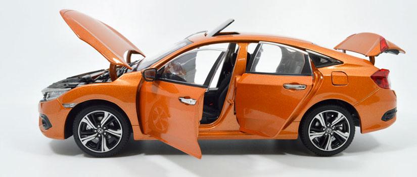 Die-cast car model