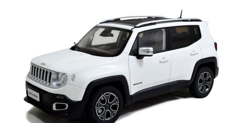 die-cast model car