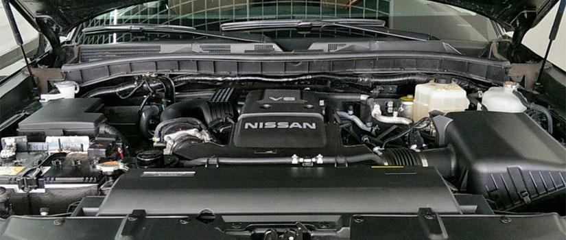 Nissan Patrol V5.6